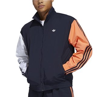 adidas Originals Legend Ink/Signal Coral Shadow Windbreaker Jacket