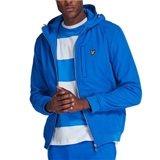 Lyle & Scott Bright Cobalt Softshell Jacket