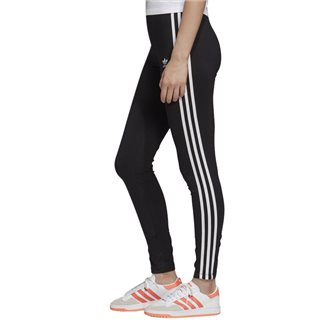 adidas Originals Black Adicolor 3-Stripes Leggings