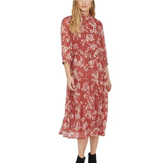 Vero Moda Marsala Printed Dress