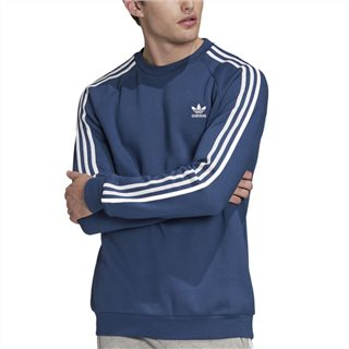 adidas Originals Marine 3-Stripes Crew Neck Sweat