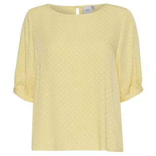 ICHI Pineapple Bensimon Blouse