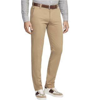 Meyer Tan Roma Classic Fit Chinos