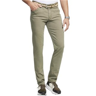 Meyer Green Chicago Classic Fit Chinos