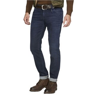 Meyer Dark Blue M5 Slim Jean
