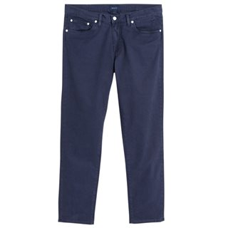 Gant Marine Slim Dusty Twill Jeans