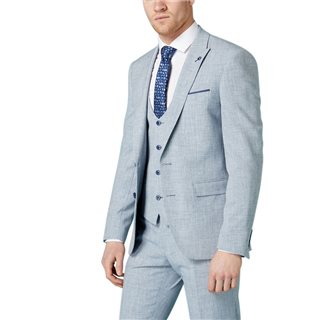 Remus Uomo Light Blue Lovati 3-Piece Suit