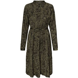Vero Moda Ivy Green Kate Printed Dress
