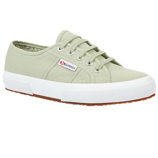 Superga Light Sage 2750 Cotu Classic Trainers