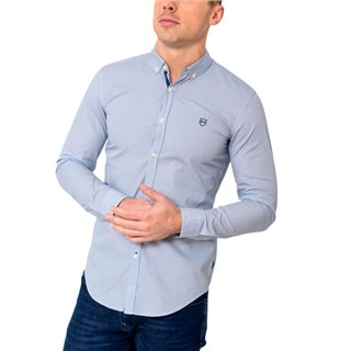 Tommy Bowe XV Kings Blue Maze Wollondilly Shirt