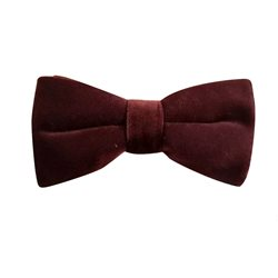 LLoyd Aintree Smith Wine Warm Handle Bow Tie