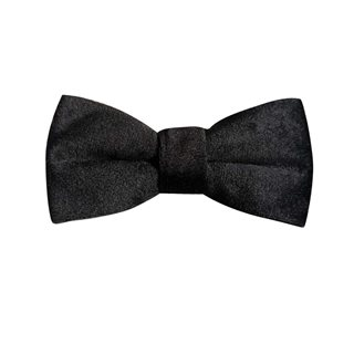 LLoyd Aintree Smith Black Warm Handle Bow Tie