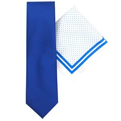 LLoyd Aintree Smith Royal Classic Tie & Hankie Set