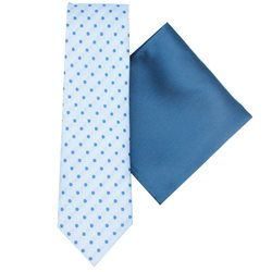 LLoyd Aintree Smith Airforce Spot Tie & Hankie Set