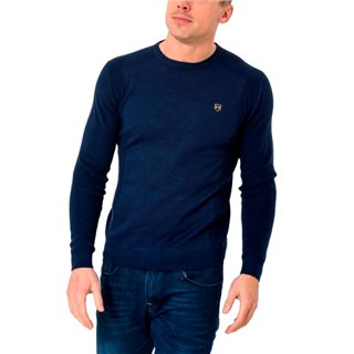 Tommy Bowe XV Kings Marine Grenfell Crew Neck Knit