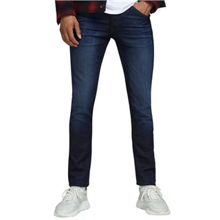 Jack & Jones Intelligence Blue Denim Glenn Fox Am 892 Slim Fit Jeans