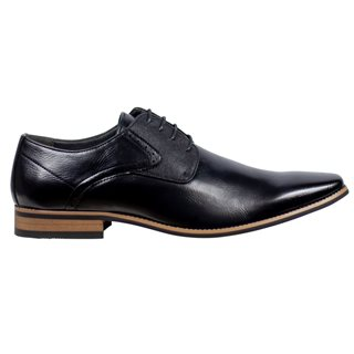 Marcozzi Black Prague Shoes