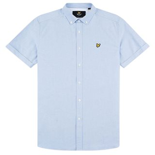 Lyle & Scott Riviera Short Sleeve Oxford Shirt