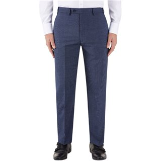 Skopes Pietro Check Suit Trousers