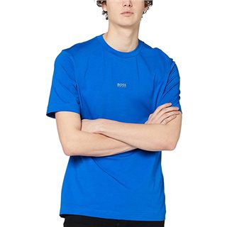 BOSS Bright Blue Tchup Relaxed Fit T-Shirt