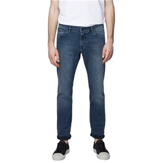 BOSS Medium Blue Maine Straight Jean