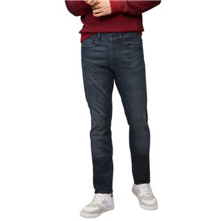 BOSS Boss Blue Lightweight Super Stretch Slim Jeans
