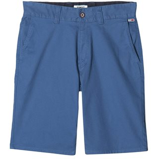 Tommy Jeans Audacious Blue Doddy Chino Shorts