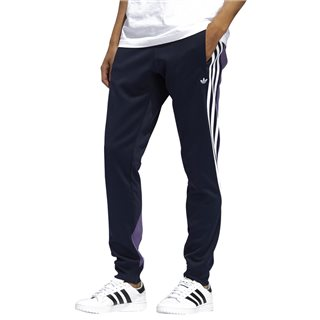 adidas Originals Legend Ink/White 3-Stripes Wrap Tracksuit Bottoms