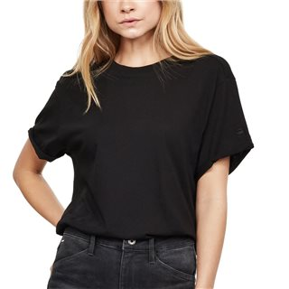 G-Star Dark Black Lash Fem Loose Top
