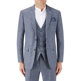 Skopes Blue Lagasse Casual Blazer