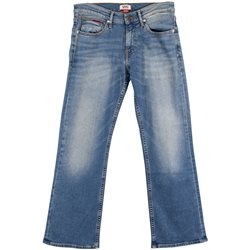 Tommy Jeans Fulton Mid Blue Ryan Bootcut Jeans