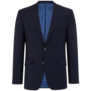 Daniel Grahame Navy Dawson Regular 2-Piece Suit