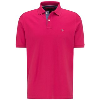 Fynch Hatton Fruit Pink Modern Fit Polo