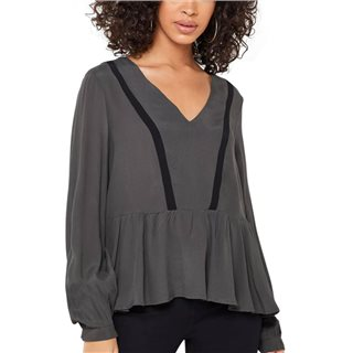 Vero Moda Fran V-Neck Top