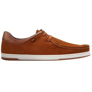 Base London Dougie Suede Shoe