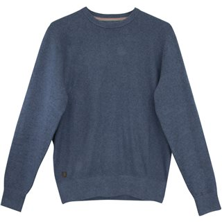6th Sense Vintage Blue Thunder Crew Neck Jumper