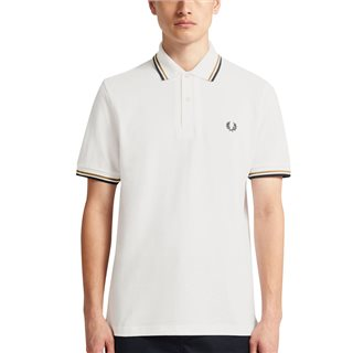Fred Perry Snow M3600 Regular Twin Tipped Polo
