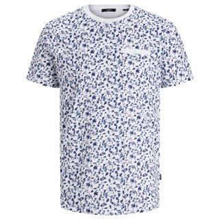 White Blackpool Crew Neck T-Shirt
