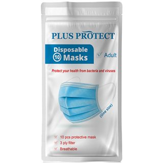 Evolve Clothing Disposable Face Mask 5 Pack