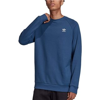 adidas Originals Night Marine Trefoil Essentials Crew Sweatshirt