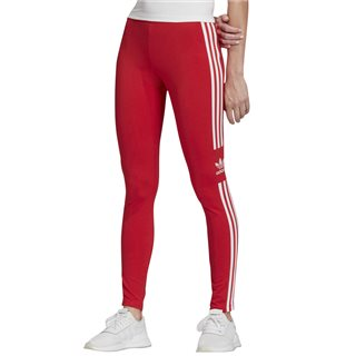 adidas Originals Red Trefoil Leggings