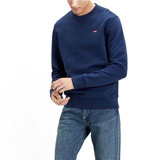 Dress Blue New Original Men's Sweater
