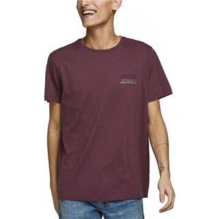 Jack & Jones Intelligence Port Royale Logo Print T-Shirt