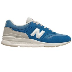 New Balance Mako Blue 997H Chunky Trainer
