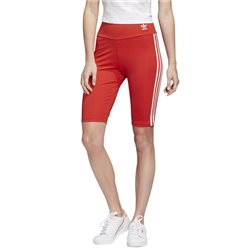 adidas Originals Lush Red Biker Shorts