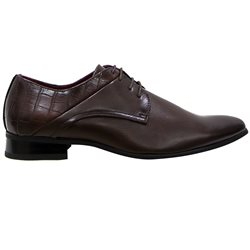 Marcozzi Brown Helsinki Formal Shoes