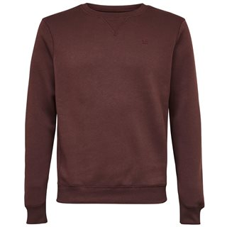 G-Star Dark Fig Premium Core Sweater