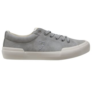 Farah Grey Dallas Vulcanised Trainers