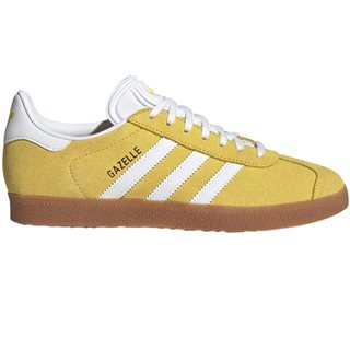 adidas Originals Yellow Women's Gazelle Trainers