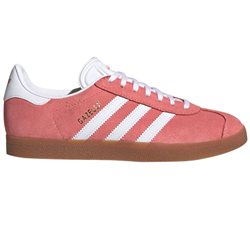adidas Originals Flash Red Women's Gazelle Trainers